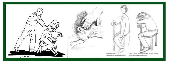 Massage amma assis entreprises