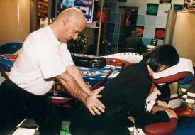 massage évènementiel